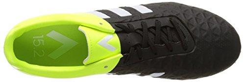 2 Adidas Ace Para Negro Botas Fútbol Hombre Lima Blanco Artificial De 15 Firm Ground qSErFS