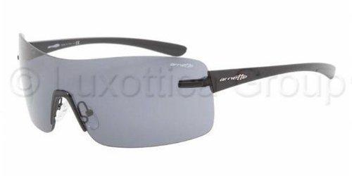 Arnette Gafas de Sol AN4171 SPARKPLUG BLACK - GRAY: Amazon ...
