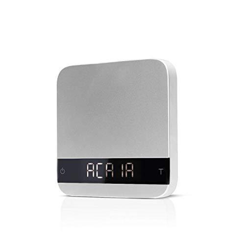 Acaia Lunar Interactive Espresso Brewing Scale - Silver by Acaia
