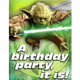 Hallmark Star Wars Invitations (8ct) -
