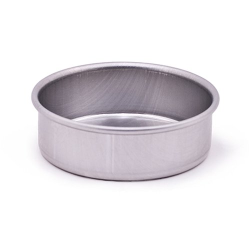 - Parrish's Magic Line Round Cake Pan, 6 x 2 Inches Deep