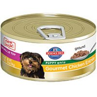 Hill's Science Diet Savory Chicken Canned Puppy Food