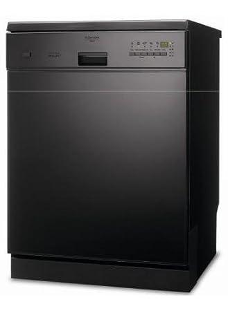 rsf66095kr rex lavastoviglie nera: amazon.it: casa e cucina - Rex Cucine