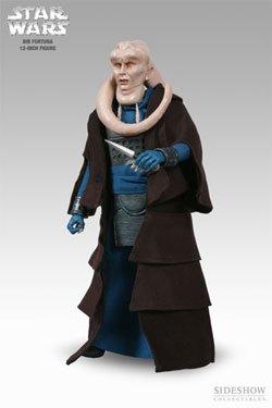 Star Wars Scum & Villainy 1:6 Scale Bib Fortuna - Jabas Major Action Figure Box Set