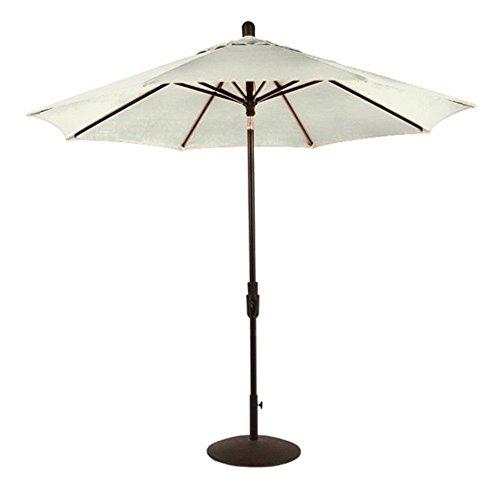 Amauri Zuma Shore 9 ft. Aluminum Sunbrella Market Umbrella
