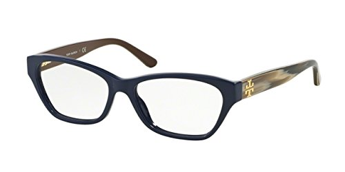 TORY BURCH Eyeglasses TY 2053 Eyeglasses 1409 Navy Coconut - Burch Navy Tory