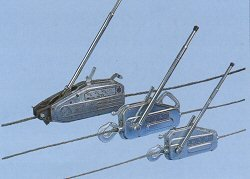 Tractel GRIPHOIST/TIRFOR- wire rope hoist: Lifting Cap: Model TU-32
