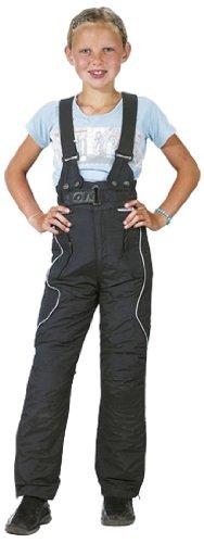 Noir XXL//164 Roleff Racewear Pantalon Moto pour Enfants