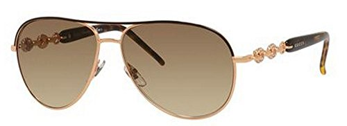Gucci Sunglasses - 4239 N / Frame: Shiny Brown Lens: Brown - Sunglasses 4239 Gucci S