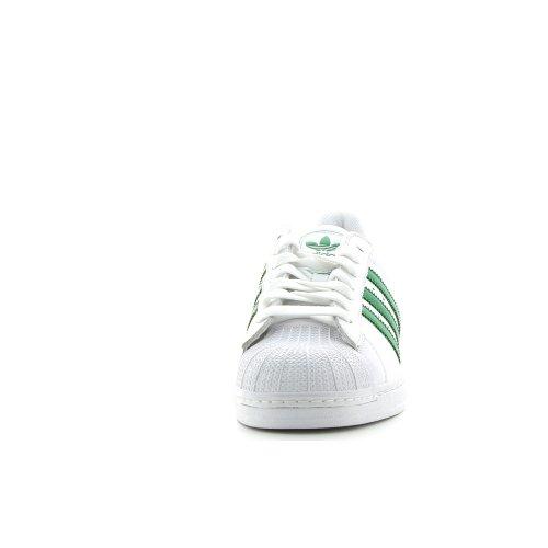 Sneaker Bianco 2 Originals Scarpe Uomo Sovradimensionati Adidas W Verde Superstar Ii q41xwwXf