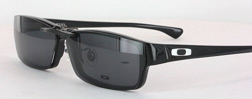 30866d8844 Amazon.com  OAKLEY SERVO-OX1080-55X18 POLARIZED CLIP-ON SUNGLASSES (Frame  NOT Included)  Health   Personal Care