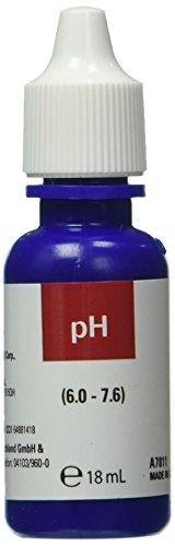 (Nutrafin pH Low Range Reagent Refill for Aquarium, 18ml)