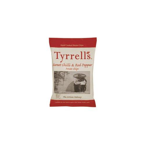 (Tyrrell's Sweet Chilli & Pepper Potato Chip)