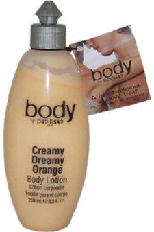 TIGI Bed Head Body Lotion Unisex, Creamy Dreamy Orange, 8.5 Ounce