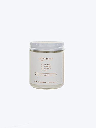 Charleston Candle - ROAM by 42 Pressed Charleston Soy Wax Candle