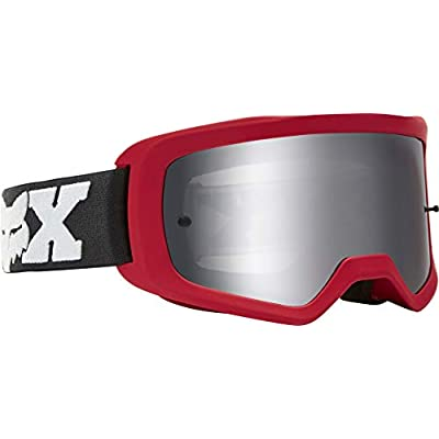 2020 Fox Racing Youth Main II Linc Spark Lens Goggle-Flame Red: Fox Racing: Automotive