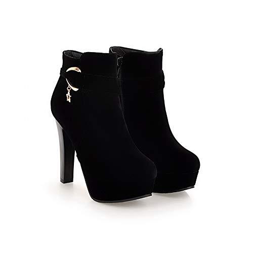 Compensées Noir Abl11180 5 Femme Sandales Balamasa Noir 36 8qwBZfE