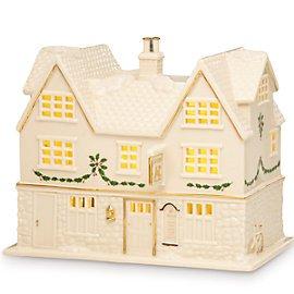 Lenox Christmas Village Tavern 831612