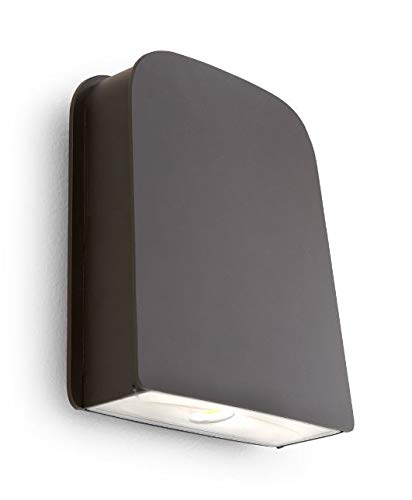 CoolWhite 4000K 1 pack Efficient 30W SYLVANIA Slim Wallpack 1A