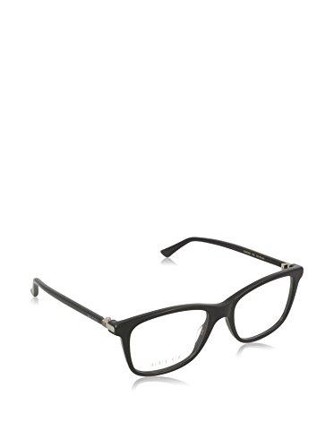 001 Black Eyeglasses - 4