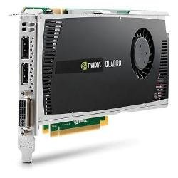 HP QUADRO 4000 2GB GRAPHICS CTLR