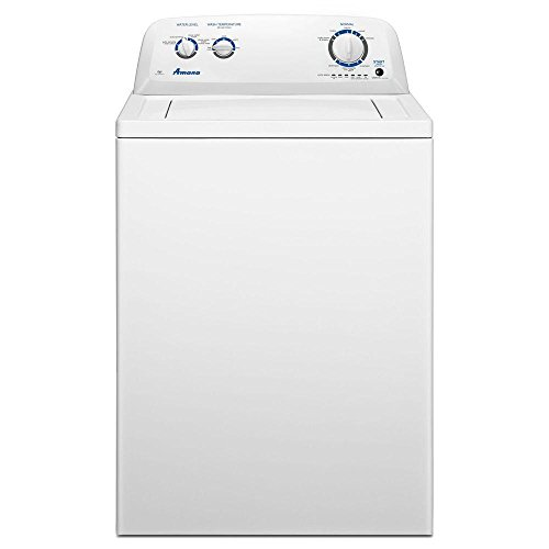 Amana NTW4516FW White Load Washer