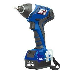 (業務用3個セット) trad 充電式インパクトドライバー(DIY用) TCL-001 14.4V ブルー ds-1671257 B075VM7S4L