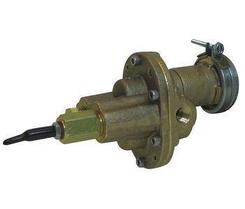 Dayton 4KHP9 Rotary Gear Pump Head, 3/8 In., 1/2 HP