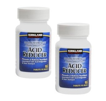 Stomach Acid Reducers - 2