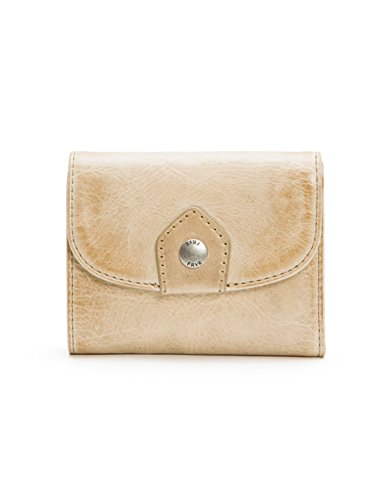 Melissa Medium Snap Wallet Wallet, Sand, One Size by FRYE
