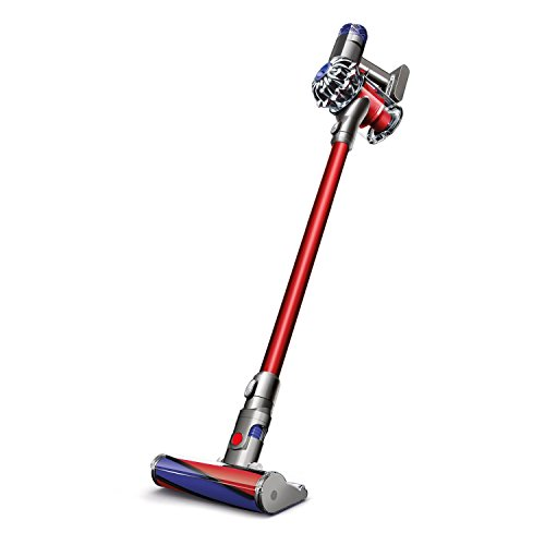 Dyson V6 Absolute Cord-Free Vacuum, Red (Certified Refurbished)