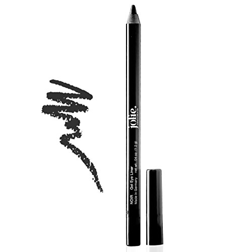 Jolie Gel Eye Liner Pencil ~ Long Lasting Intense Color (Noir)