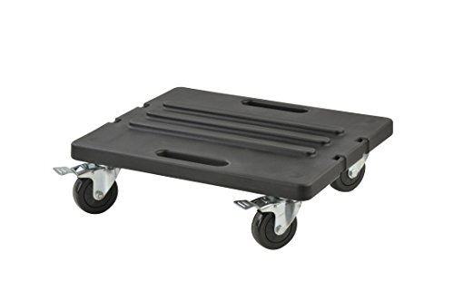 - SKB 1SKB-RCB Roto/Shallow Rack Series Caster Platform with Four 3-Inch Locking Casters
