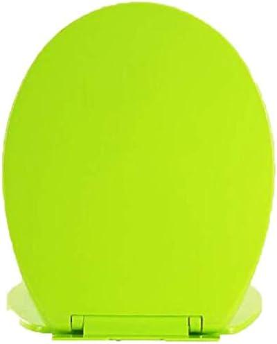 調節可能なヒンジを備えた便座対応便座O形状消音抗菌トップマウント超耐性便蓋ふた35.4 *42.3CM