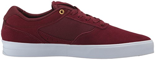 Emerica Empire G6 Burgundy/White Burgundy/white