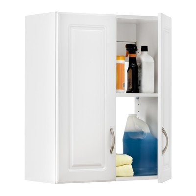 "Dimensions 29.84"" H x 24.02"" W x 11.73"" D Wall Cabinet by ClosetMaid"