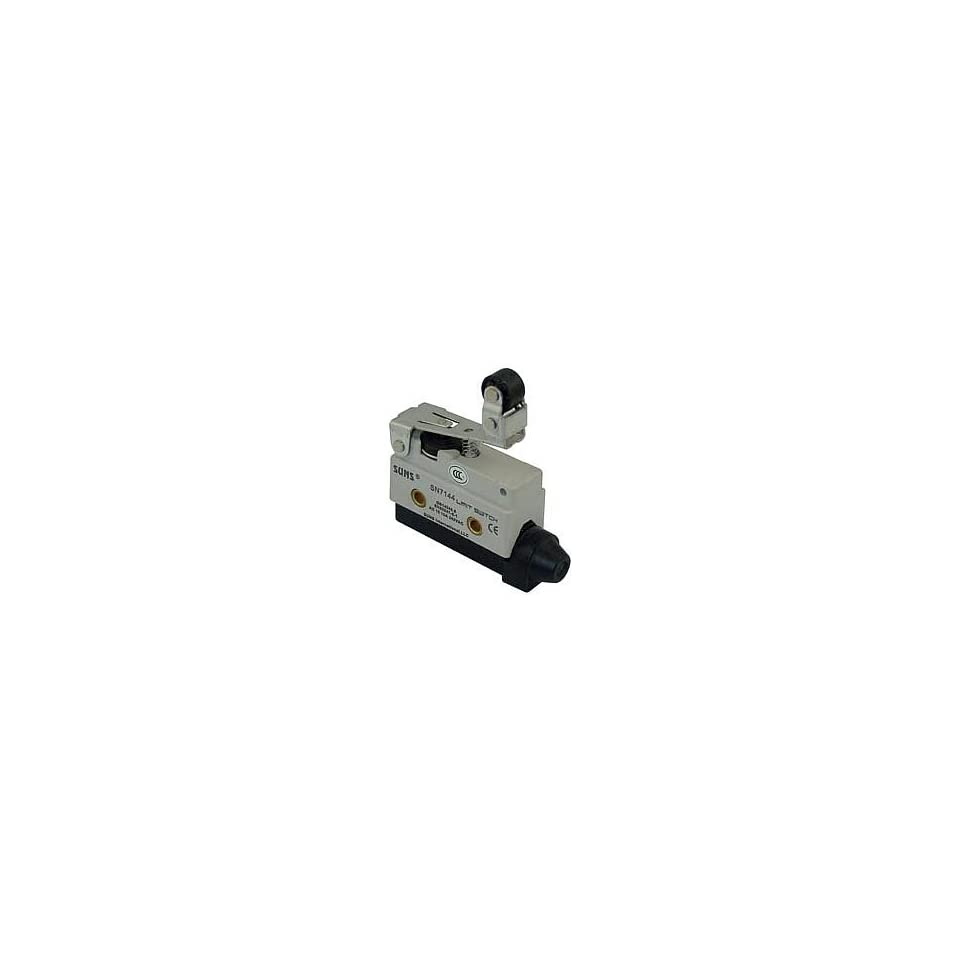 SUNS International SN7144 Hinged Roller Lever Mini Enclosed Limit Switch