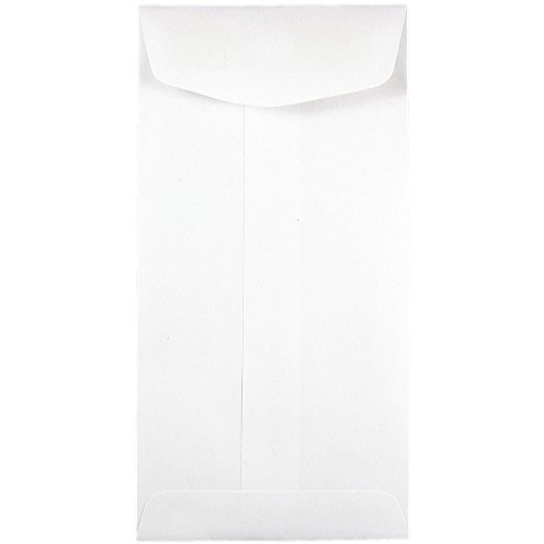 JAM Paper Coin Envelope White product image