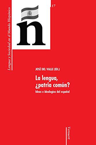 La lengua, patria común? PDF