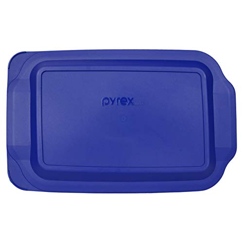 Pyrex 233-PC 3 Quart Blue 9
