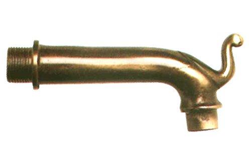B&R bec de fontaine style ancien 0125A en laiton RBR