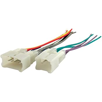 318Bfe5fsnL._SL500_AC_SS350_ amazon com scosche ta02b wire harness to connect an aftermarket scosche wiring harness at gsmx.co