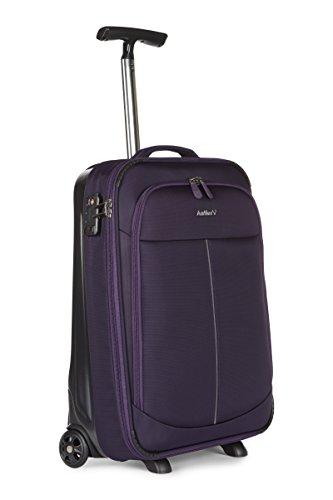 2 Ruote 9kg Case Cm Liters Nx Cm Purple viola Antler Duolite Cabin 37 Morado 1 55 Maleta Hq0fEvntA