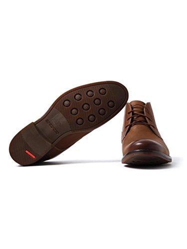 Homme De Marron Ville Rockport Marron À Lacets Pour Chaussures ZqYp14