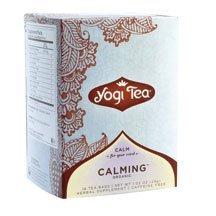 Calming Tea 16 Bags ( Value Bulk Multi-pack) by YOGI