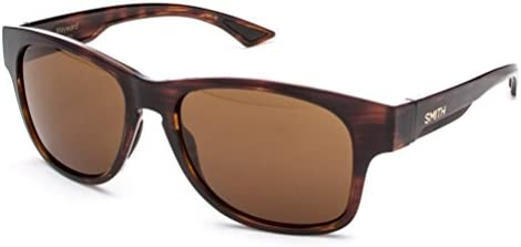 cfb0910cd9 Smith Optics Wayward Sunglasses - Havana Frame with Polarized Brown Lens   Amazon.ca  Sports   Outdoors