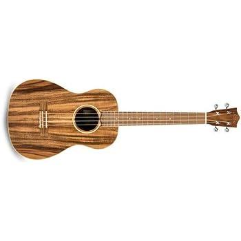 oscar schmidt ou57 spalted mango baritone ukulele musical instruments. Black Bedroom Furniture Sets. Home Design Ideas