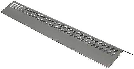 7 Burner Premium 18248,18249 Lonestar Select 87048,87049 Steer Premium 69008,69009 1-Pack OEM 16520 Replace parts BBQ Grill Heat Shield for Bull Most Models 12 7//8 x 7 1//8