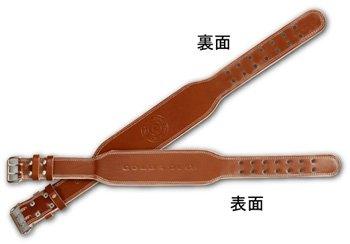 GOLD'SGYM(ゴールドジム) G3324 プロレザーベルト Lサイズ   B00CKERMQ4