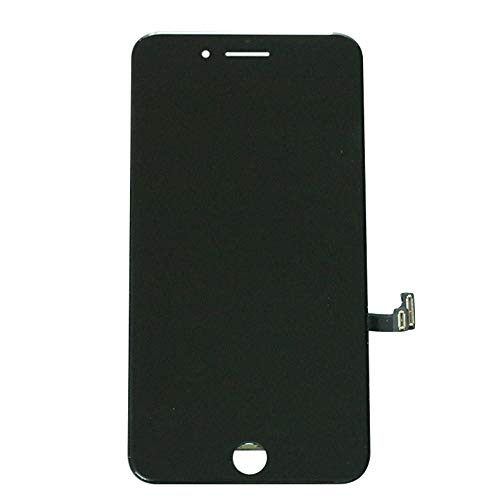 100% Original LCD Display + Touch Screen Assembly with Black Frame for iPhone 7 4.7'' ()